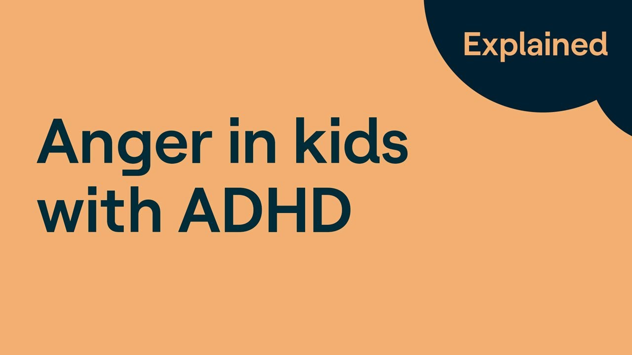 Angry Kids Dealing With Explosive >> Adhd And Anger What You Need To Know Understood