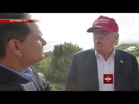 The Brody File: The Real Donald Trump Show  - July 7, 2016