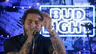 Download lagu Post Malone - Goodbyes (Live)