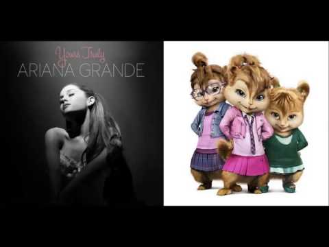 Lovin' It - Ariana Grande (Chipmunk Version)