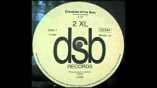 2XL - DISCIPLES OF THE BEAT Resimi