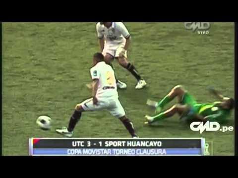 Resumen: UTC 3-1 Sport Huancayo (Copa Movistar Torneo Clausura)