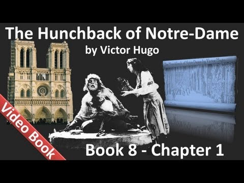 Book 08 - Chapter 1 - The Hunchback of Notre Dame by Victor Hugo - The Crown Changed into a Dry Leaf