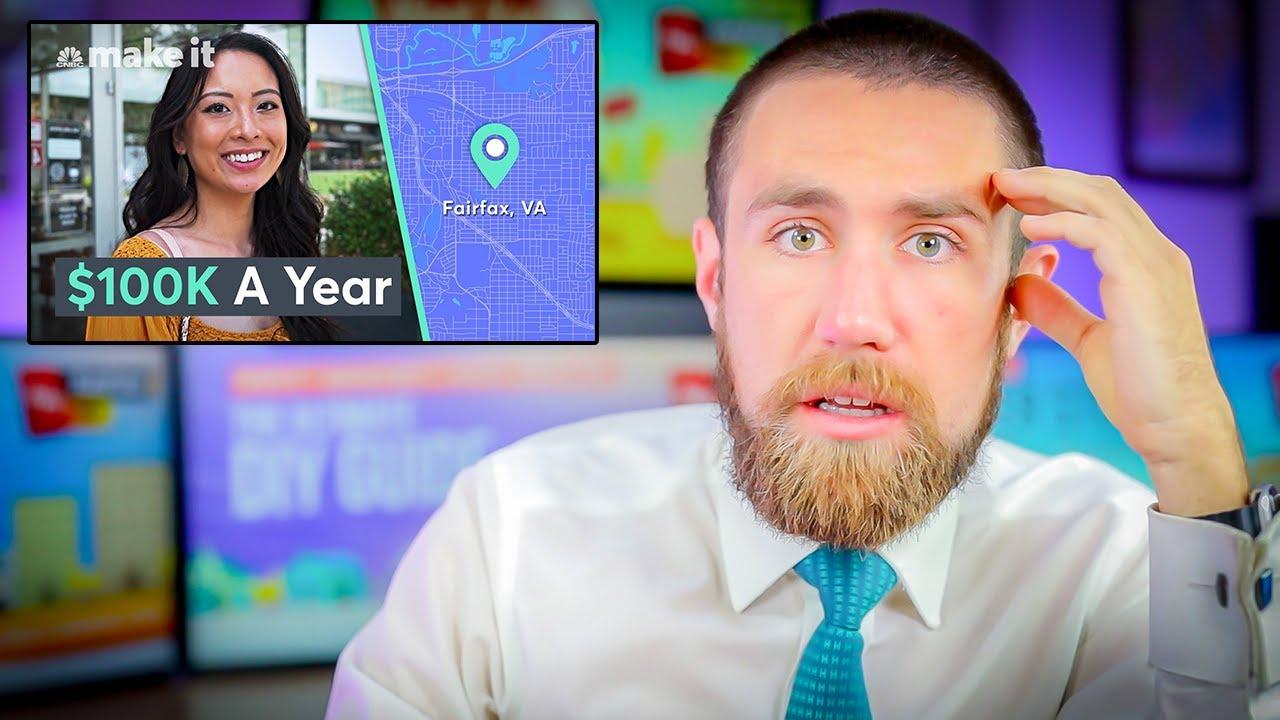 Noob Money Mistakes: Reacting to Living on $100k in Virginia | Millennial Money