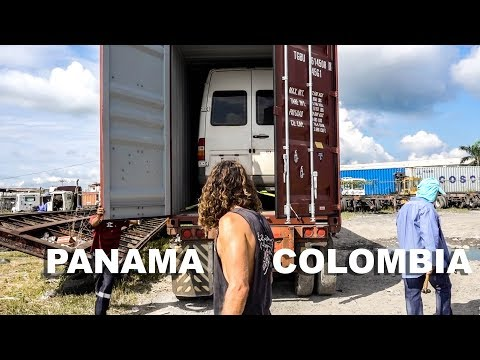 The ULTIMATE Border Crossing | VAN LIFE TRAVEL Reality in PANAMA