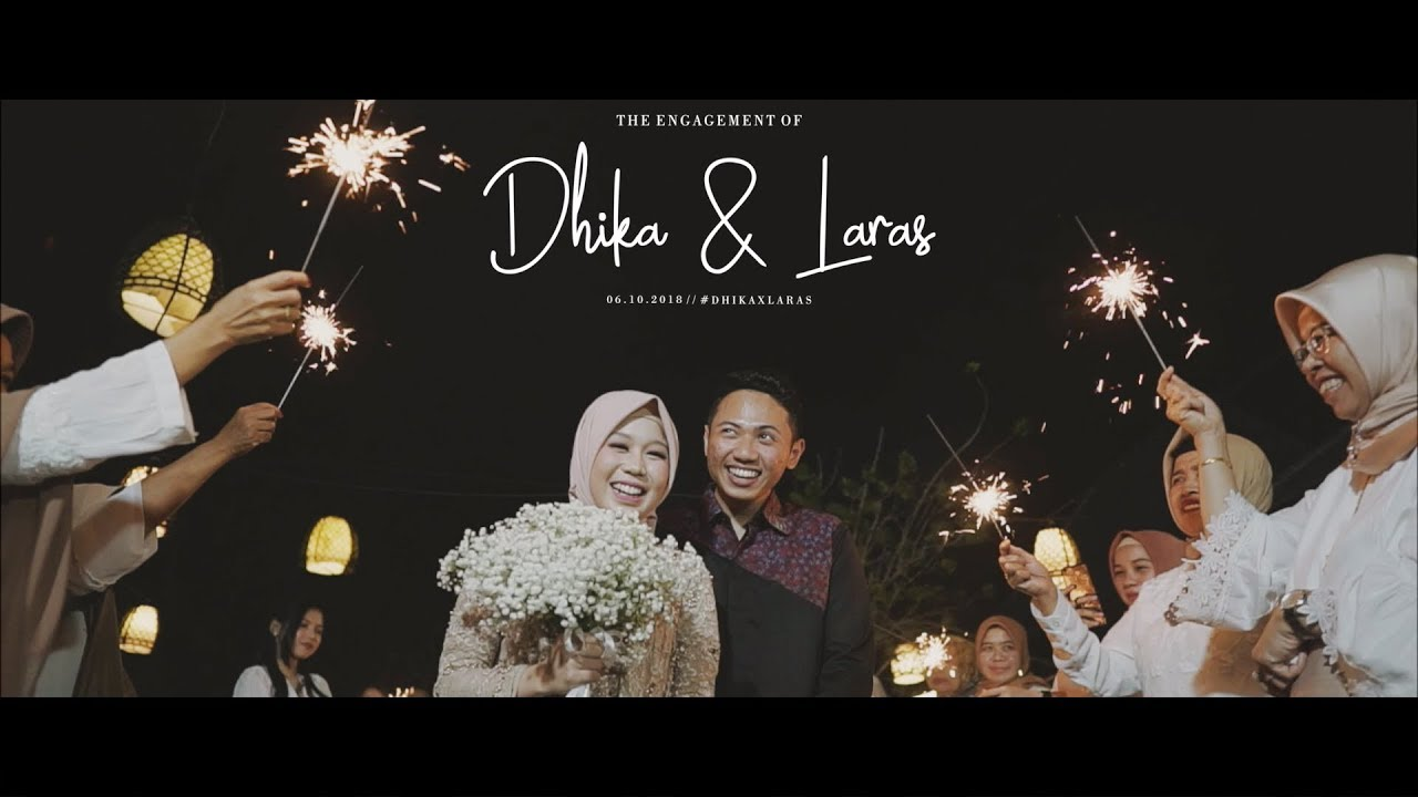 "Banjarbaru Engagement Highlight Dhika & Laras ""One More Step"" #DHIKAXLARAS"