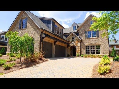 New 4 Bedrm, 4.5 Bath Luxury Home For Sale In Marietta, GA - SOLD