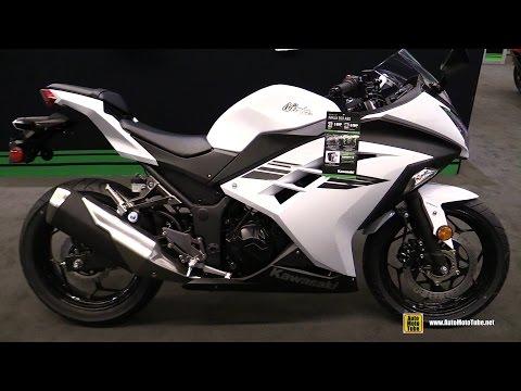 2017 Kawasaki Ninja 300 ABS - Walkaround - 2017 Montreal Motorcycle Show