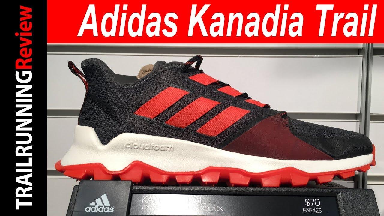 Zapatillas adidas Kanadia Trail Running hombre | Privee Sport