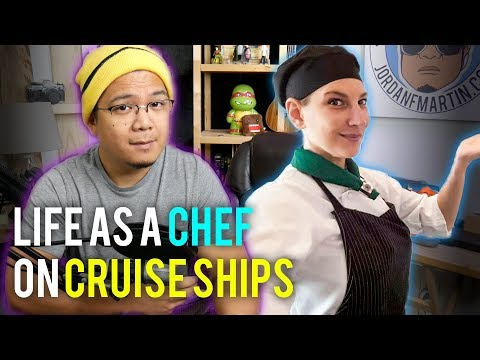 Life as a Chef on Cruise Ships | Ship Life