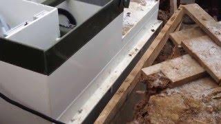 видео Консервация септика Танк на зиму. Пошаговая инструкция