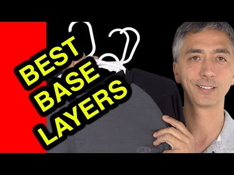 Best Camping & Cold Weather Base Layers - Icebreaker Review