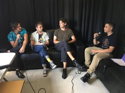 THE ZOLAS Interview on The Cassius Morris Show