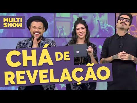 """Chá de Revelação """"Dupla do Ano"""" com Diva Depressão  Prêmio Multishow 2019  Música Multishow"""