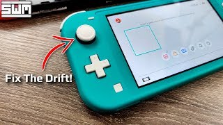 Fix Your Drifting Nintendo Switch Lite