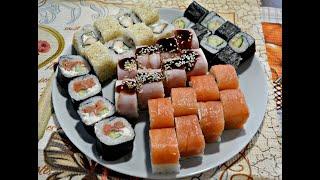 роллы дома вкусно дешево и просто готовить #роллы #готовим дома #Япония #еда #вкусно #дешево