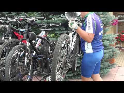 Перевозка велосипедов на автомобиле. Рассуждения практика