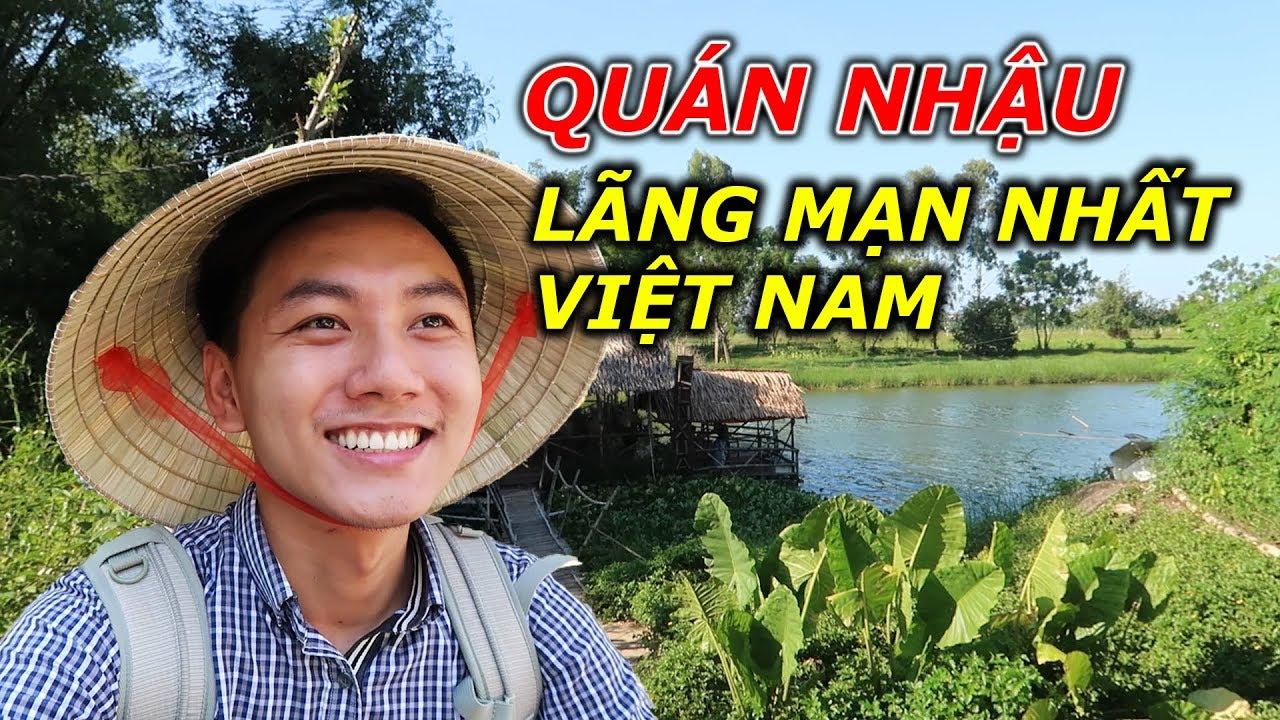 QUÁN ĂN GIỮA SÔNG - Đêm Hội An   Ăn uống, du lịch  Viet Nam Food Trip Travel