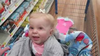 Reborn Toddler Lillia Goes To Walmart! Too Cute Toddler In Shopping Cart!