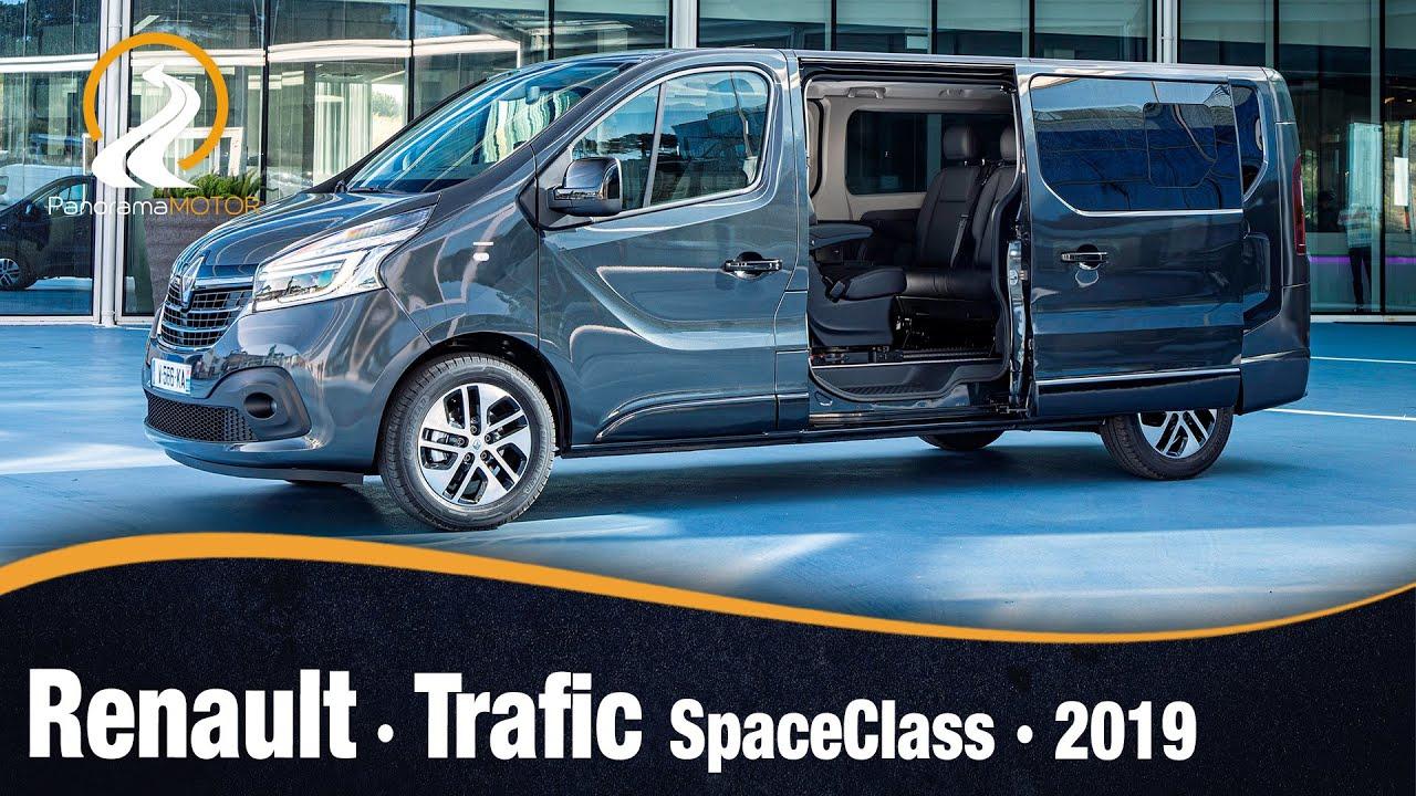Renault Trafic Spaceclass 2019 Panorama Motor