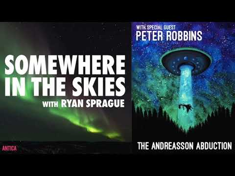 Ep 30 - The Andreasson Abduction