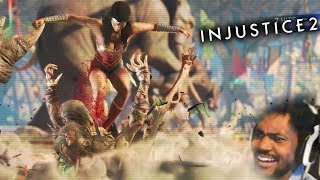 THIS STORY IS GETTING INSANE | Injustice 2 #8