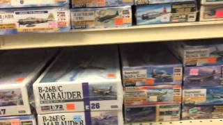 Model Kits Cars, Planes and Monsters