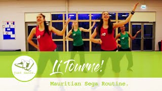 Li Tourne Mauritian Sega Zumba routine by Just Dance UK