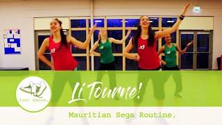Li Tourne Mauritian Sega Zumba routine by Just Dance UK