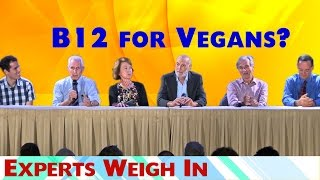 B12 For Vegans? Experts Weigh In - Dr. McDougall