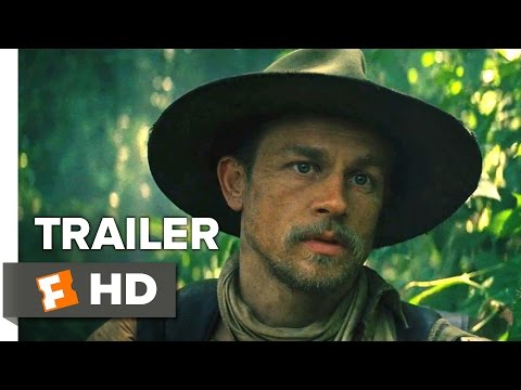 The Lost City of Z International Trailer #1 (2017) | Moviecl