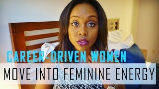CAREER WOMEN ❤️ REMEMBER TO EMBRACE FEMININITY