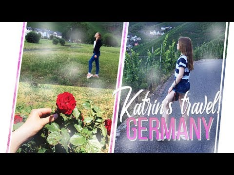 Katrin travel: Germany // Германия // 1 часть