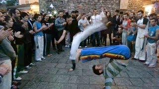Roda de Rua - İstanbul ( Axé Capoeira Turkey)