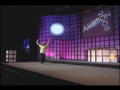 Esther Spina speaks at Ambition 2008, Pure Energy. Ambit Energy