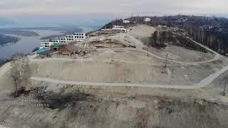 Строительство на месте Здравницы пос.Управленческий  г. Самара