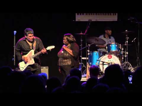 Diunna Greenleaf (US) - Tribute To John Lee Hooker - Frederikshavn Blues Festival 2014
