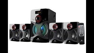 UNBOXING zebronics 4.1 channel speaker ( zeb-bt4440rucf )