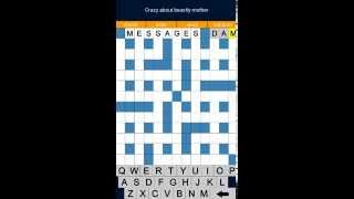 CROSSWORD PUZZLE FREE ☆ENGLISH