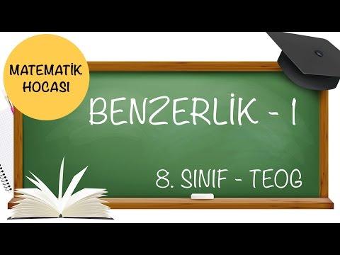 8.Sınıf Benzerlik Konu Anlatımı - Matematik Konu Anlatımı - Matematik Hocası