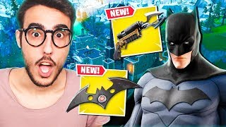 LA BATMAN CHALLENGE! - FORTNITE *NUOVA PINNACOLI*