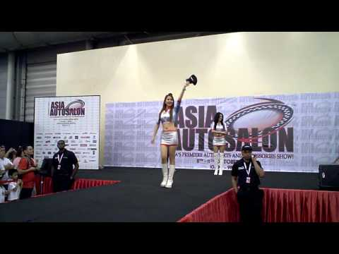 Asia Auto Salon Models 2009 (6)