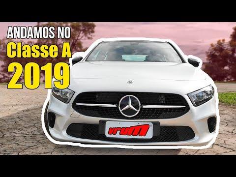 NOVO CLASSE A250 2019: ACELERAMOS O HATCH EM PRIMEIRA MÃO / Vrum Brasília