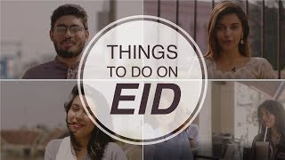 What's Happening - Eid Lifestyle (ঈদ স্পেশাল)