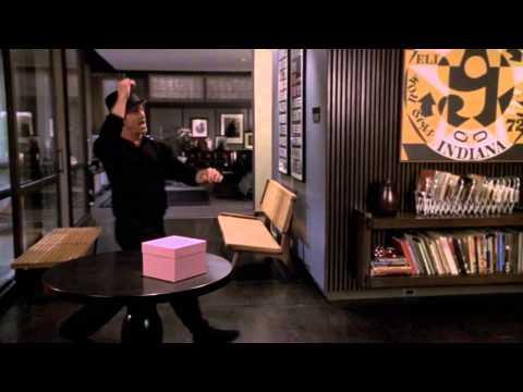 Frank Sinatra  I Wont Dance Mel Gibson Dance Scene