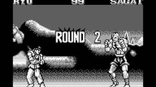 Game Boy Longplay [034] Street Fighter II