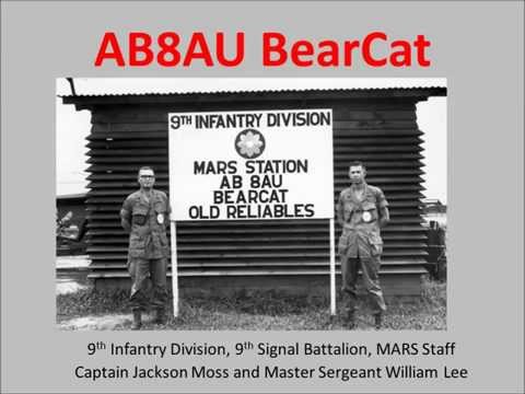 Vietnam MARS Radio Telephone US Army Navy 9th Infantry Division Mobile Riverine Force