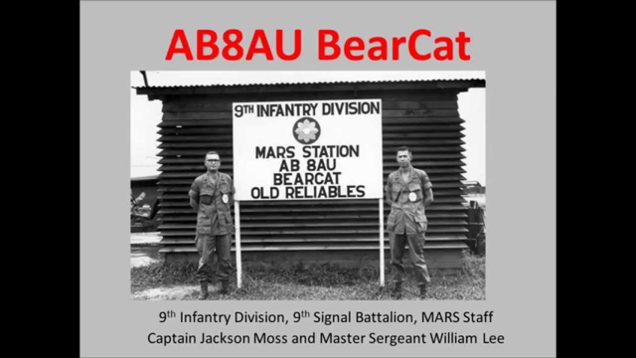 vietnam mars radio telephone us army navy 9th infantry