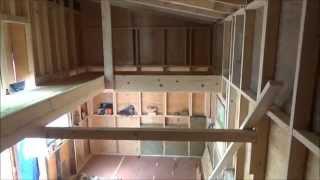 Finishing My Tiny House Loft S2