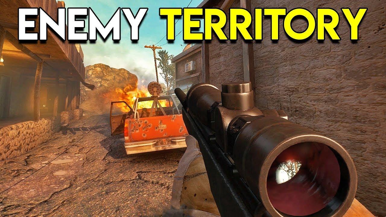 Enemy Territory - PC & Mobile Gaming Blog